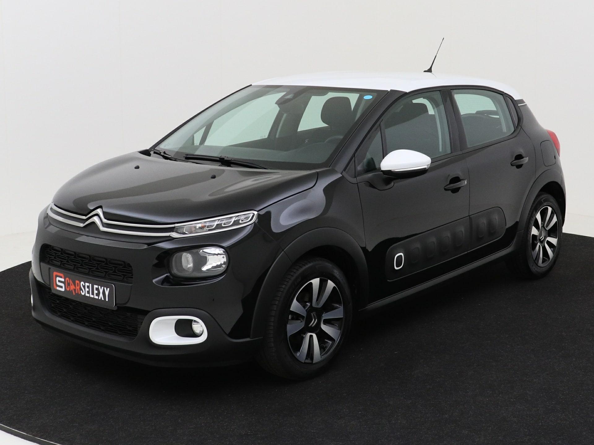 Citroën C3 1.2 Puretech 82PK van CarSelexy dealer Autobedrijf H. Kuper in Siddeburen