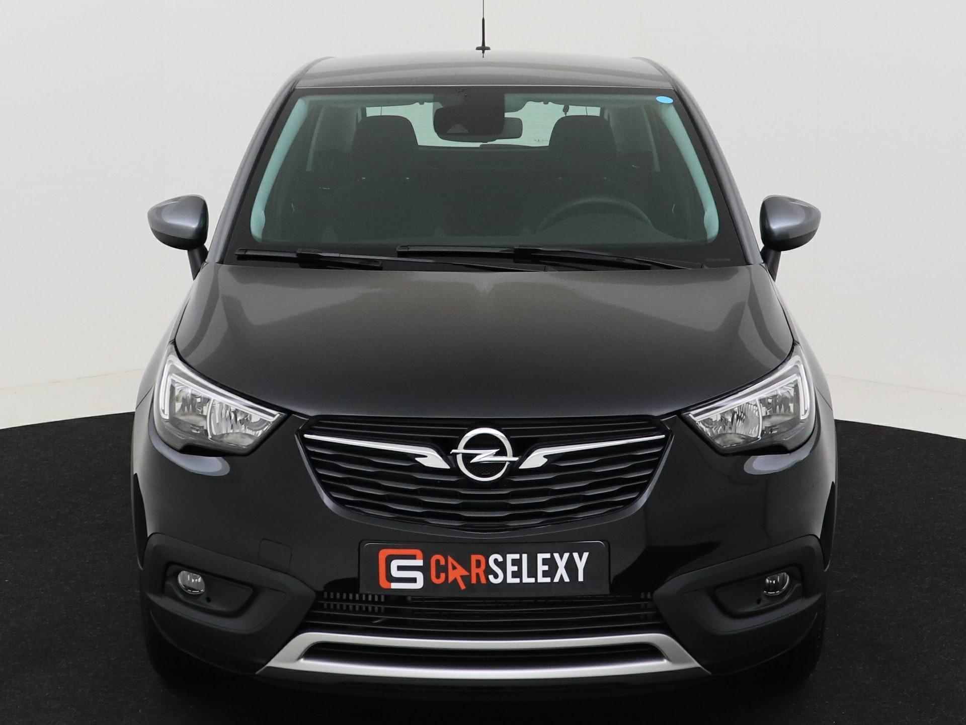 Opel Crossland X 1.2 110PK van CarSelexy.