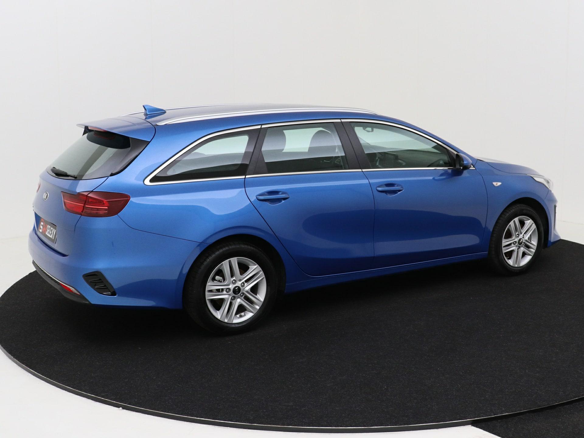 Kia Ceed Sportswagon 1.4 TGDi 140PK van CarSelexy.